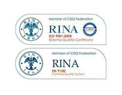 RINA ENEXSE engineering excellence services aerospace automotive railway