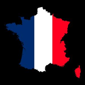 Flag_Map_Of_France
