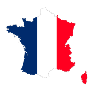 Flag_Map_Of_France